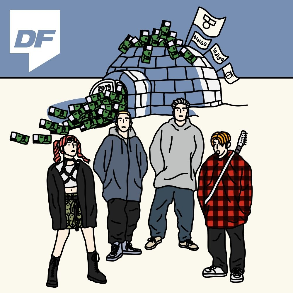 Jvcki Wai, Young B, Osshun Gum, HAN YO HAN – Dingo X Indigo Music – Single