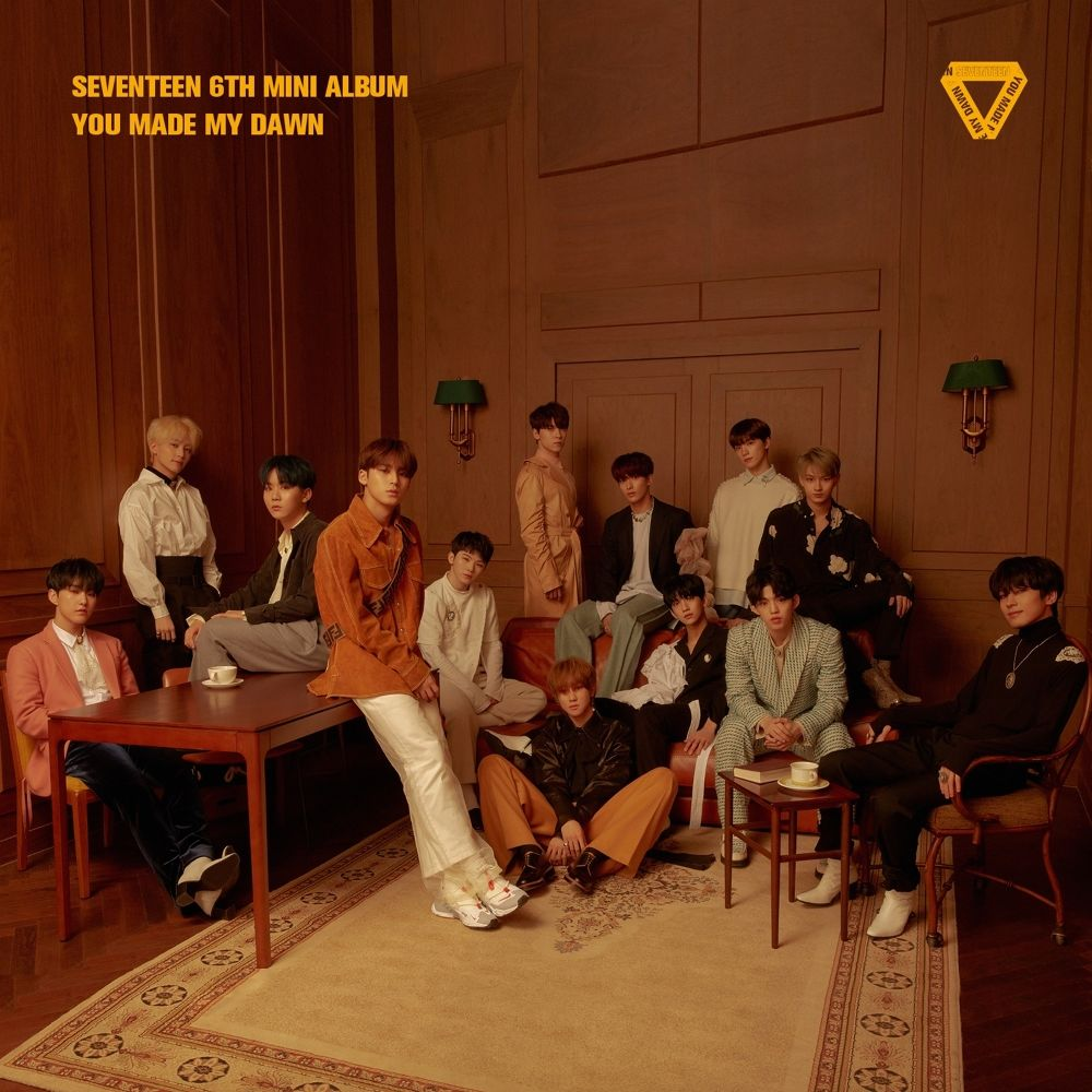SEVENTEEN – SEVENTEEN 6TH MINI ALBUM `YOU MADE MY DAWN` (FLAC + ITUNES PLUS AAC M4A)