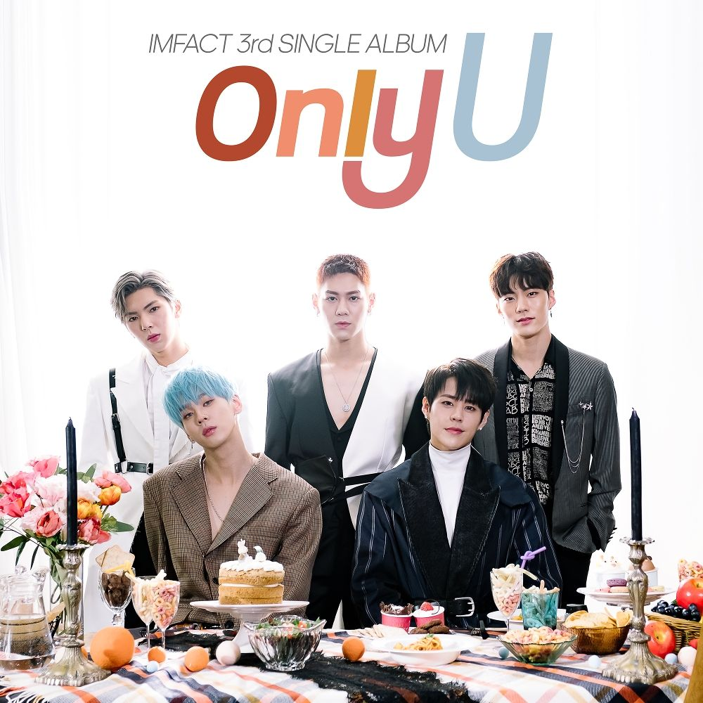 IMFACT – Only U – EP (ITUNES MATCH AAC M4A)