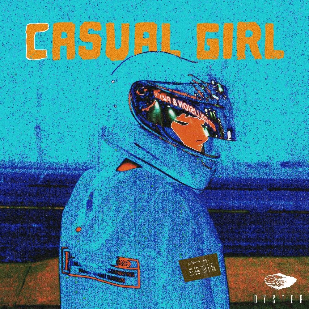 OYSTER – Casual Girl – Single