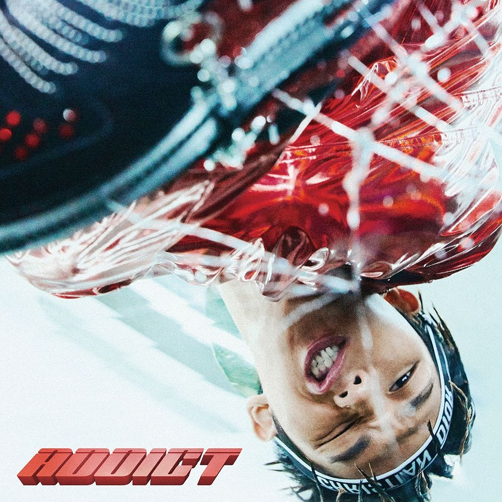 Sik-K – ADDICT – Single (FLAC + ITUNES MATCH AAC M4A)
