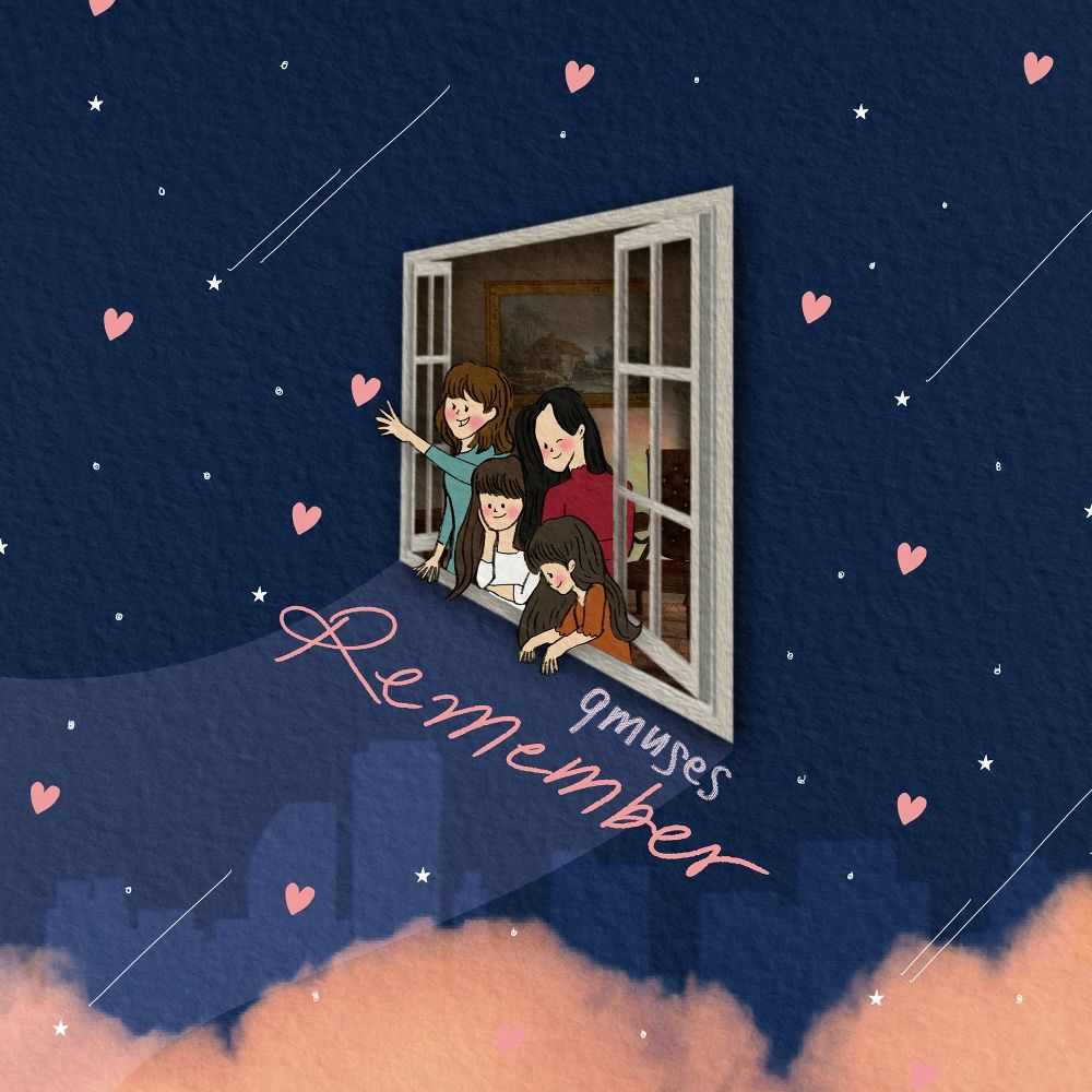 9MUSES – Remember – Single (FLAC + ITUNES MATCH AAC M4A)