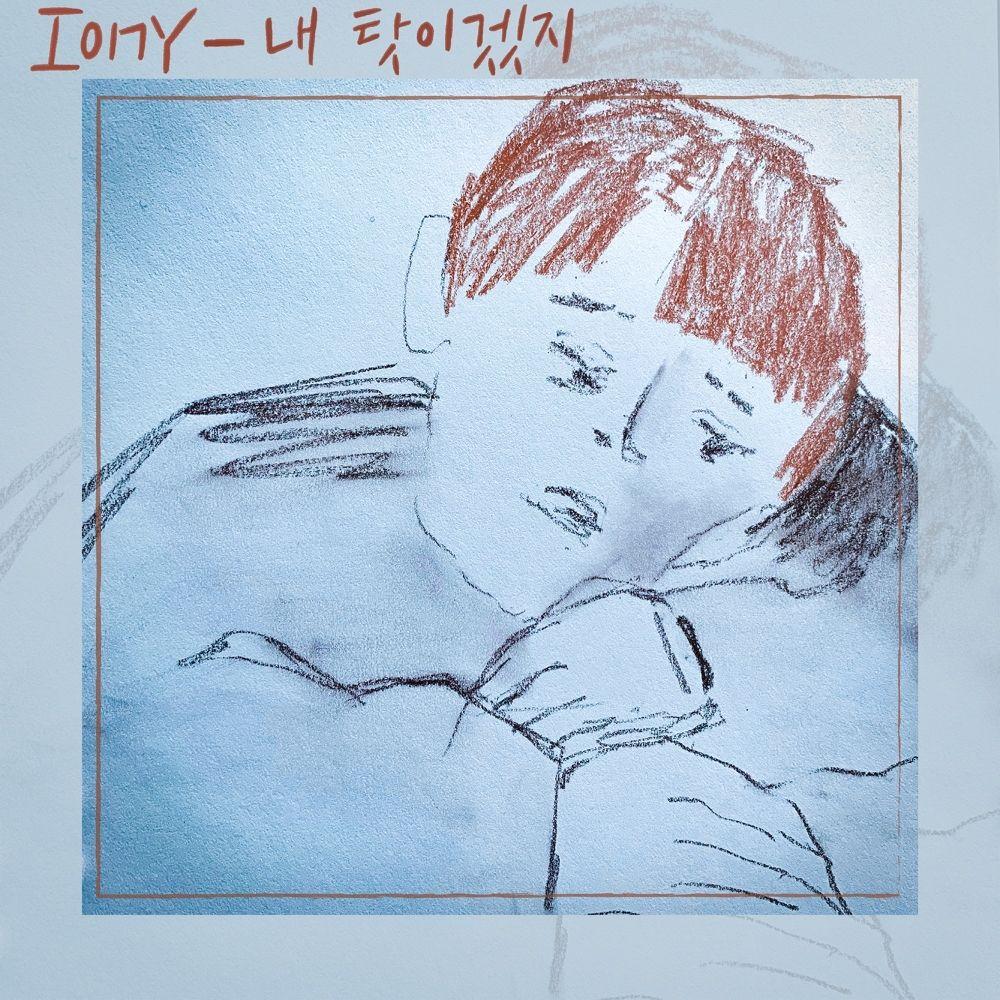 Iony – It's my fault – Single