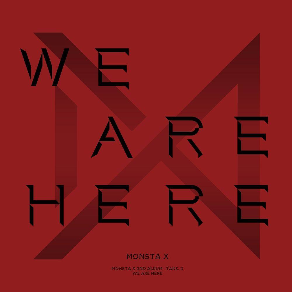 MONSTA X – Take.2 We Are Here. (FLAC + ITUNES MATCH AAC M4A)