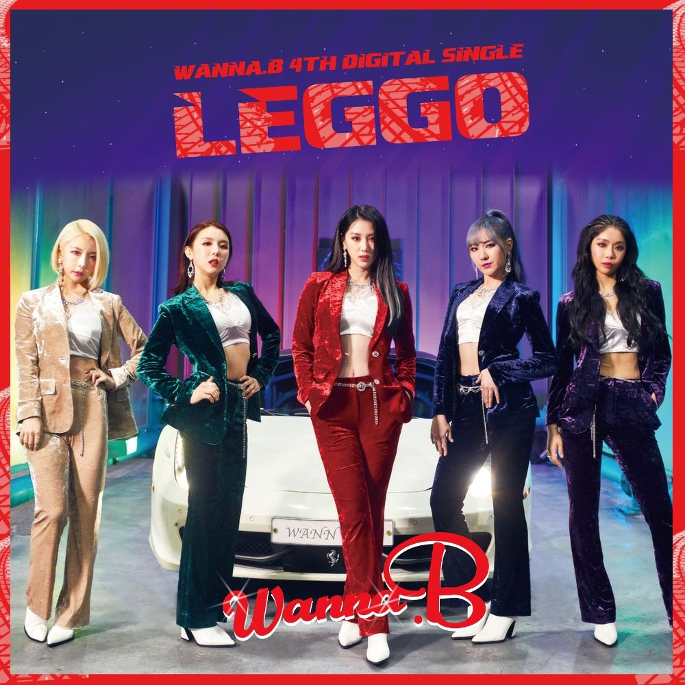 WANNA.B – LEGGO – Single (ITUNES MATCH AAC M4A)