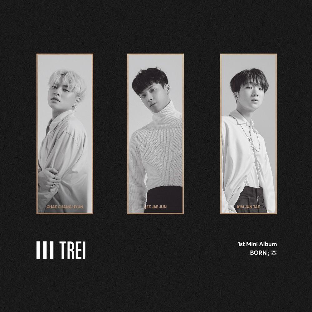TREI – Born – EP (ITUNES MATCH AAC M4A)