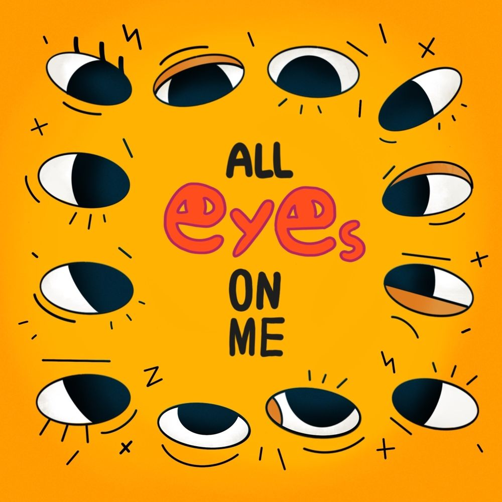 MNYL – All Eyes On Me – Single