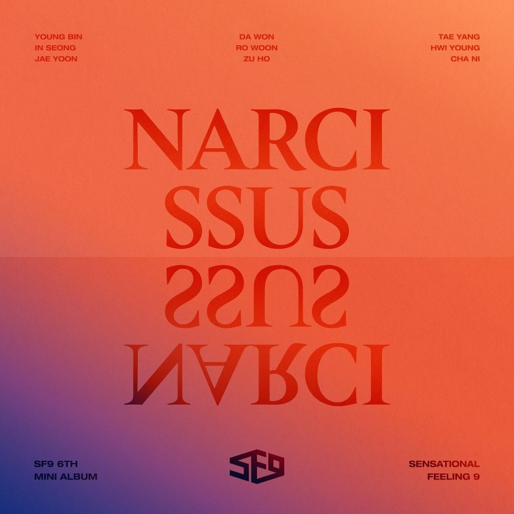 SF9 – SF9 6TH MINI ALBUM `NARCISSUS`