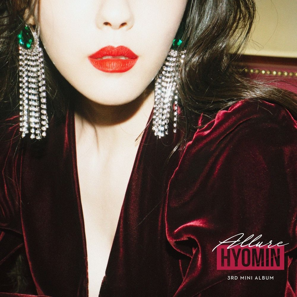 HYOMIN – Allure – EP (ITUNES PLUS AAC M4A)