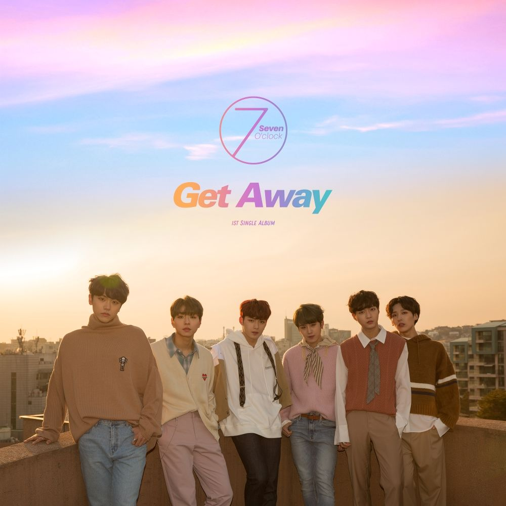 Seven O'Clock – 1st Single Album 'Get Away'