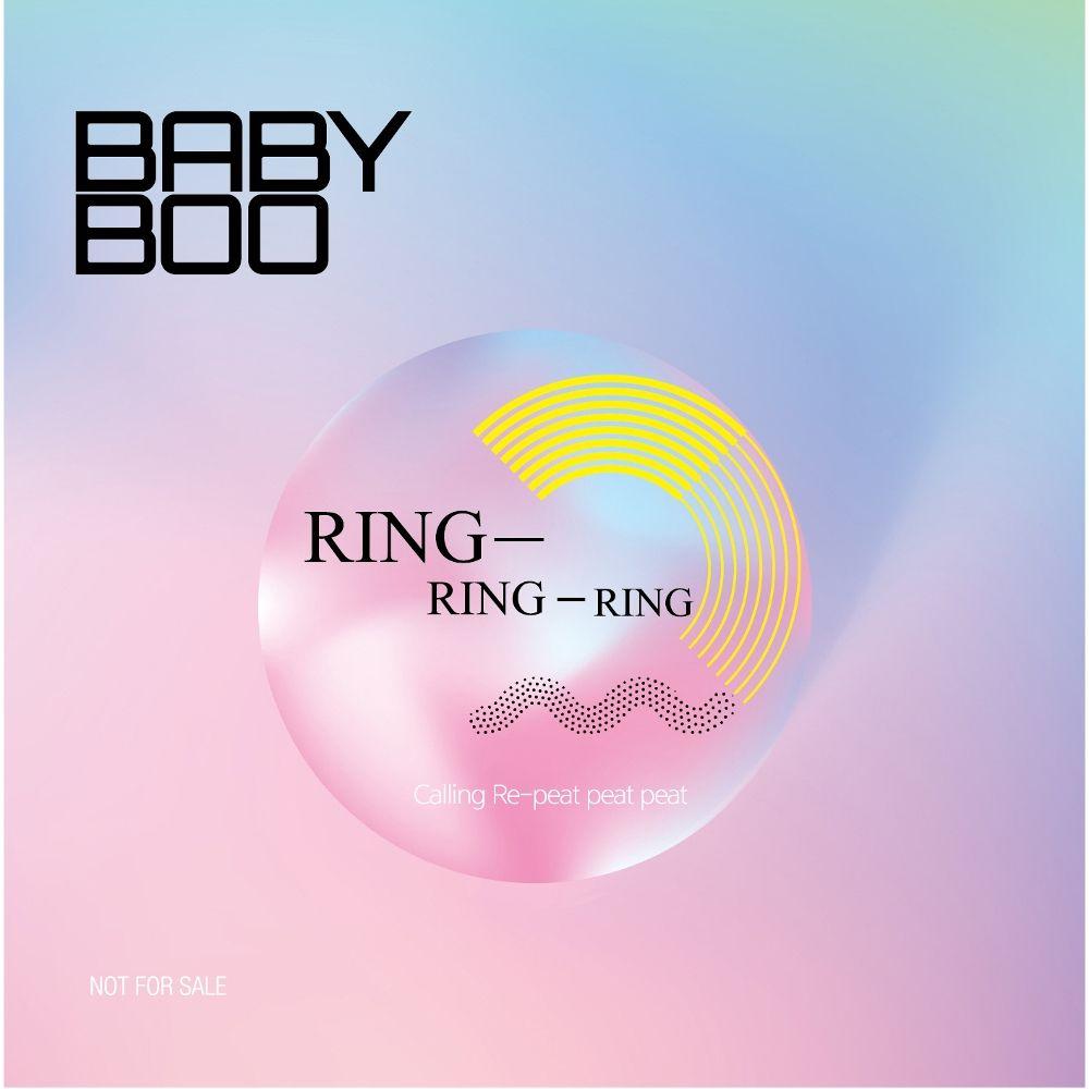 Baby Boo – Ring-Ring-Ring – Single