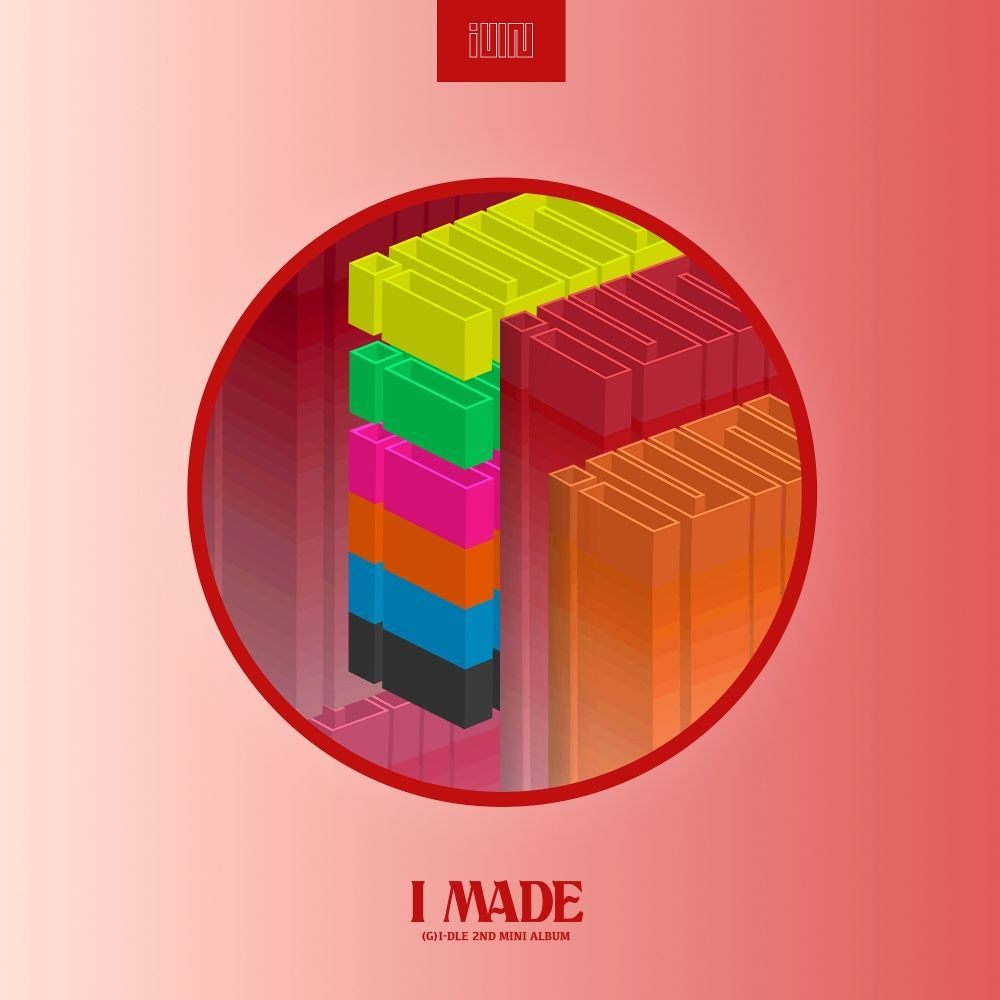 (G)I-DLE – I made – EP (FLAC + ITUNES PLUS AAC M4A)