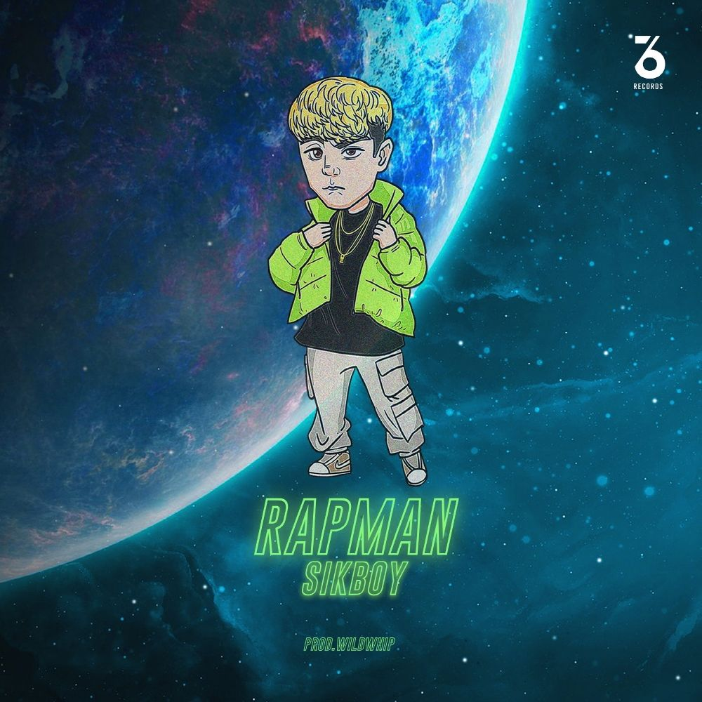 Sikboy – Rapman (Prod. Wildwhip) – Single