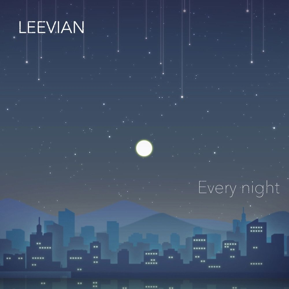LEEVIAN – Every night – Single
