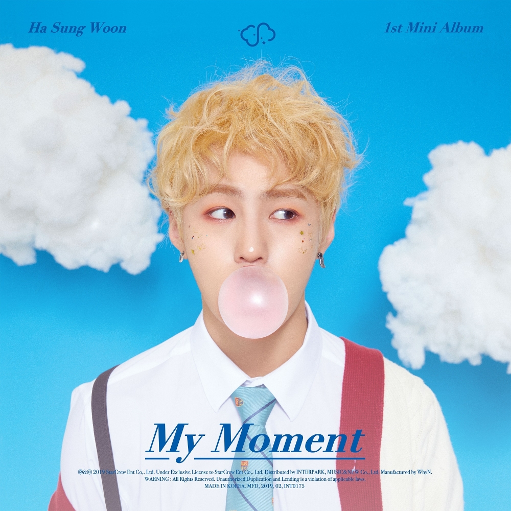 HA SUNG WOON – My Moment – EP (ITUNES MATCH AAC M4A)