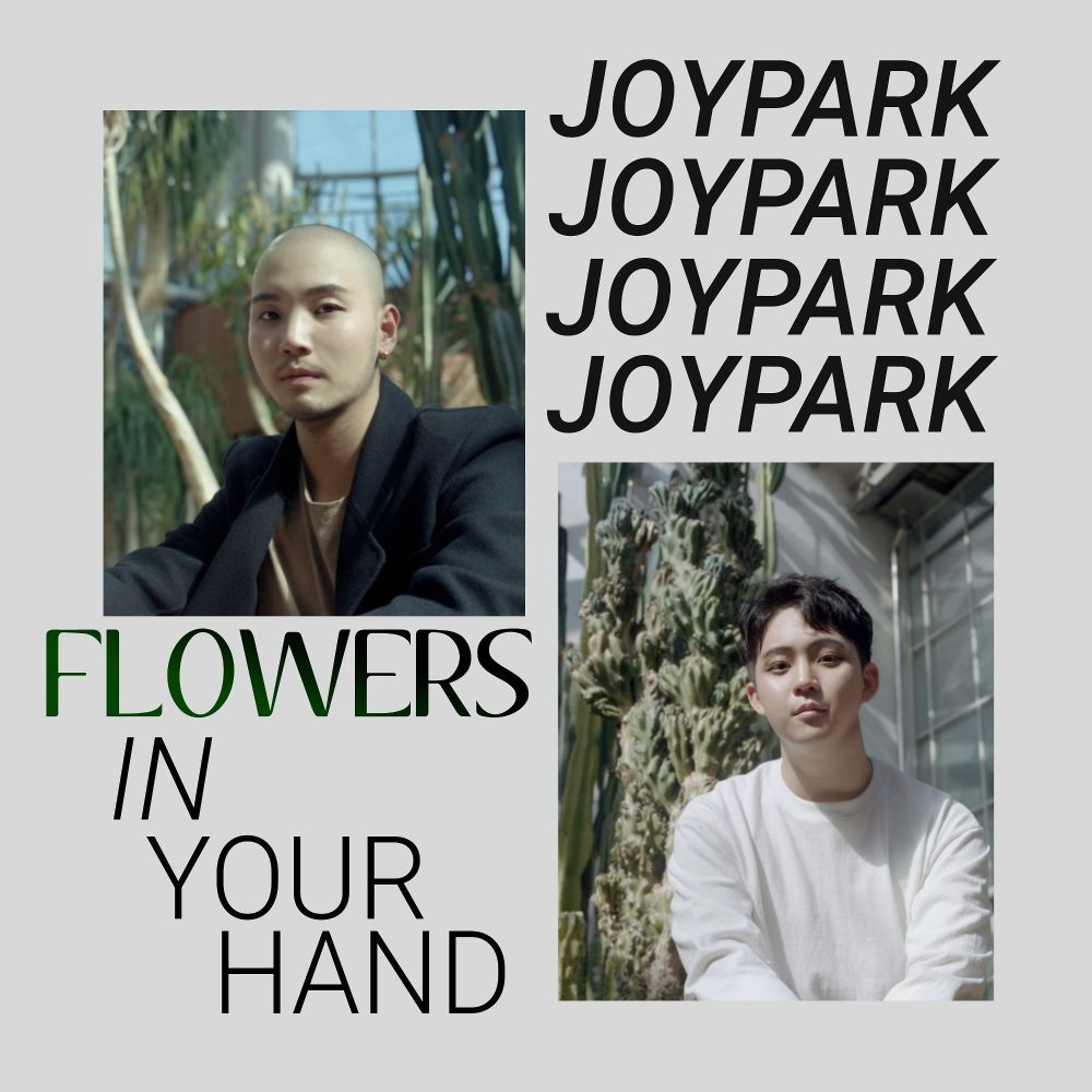 Joypark – Flowers in your hand – Single