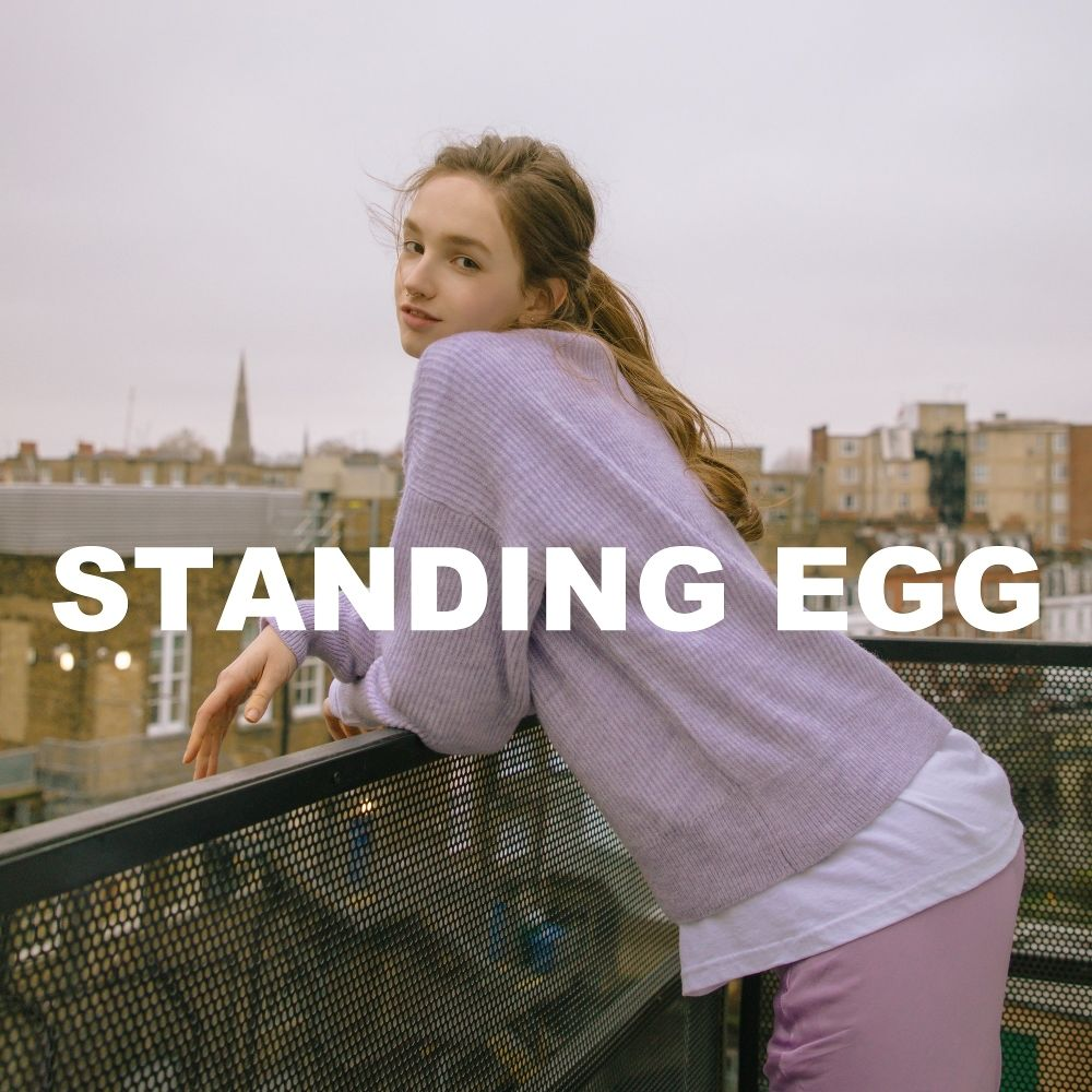 Standing Egg – Travel To You – Single
