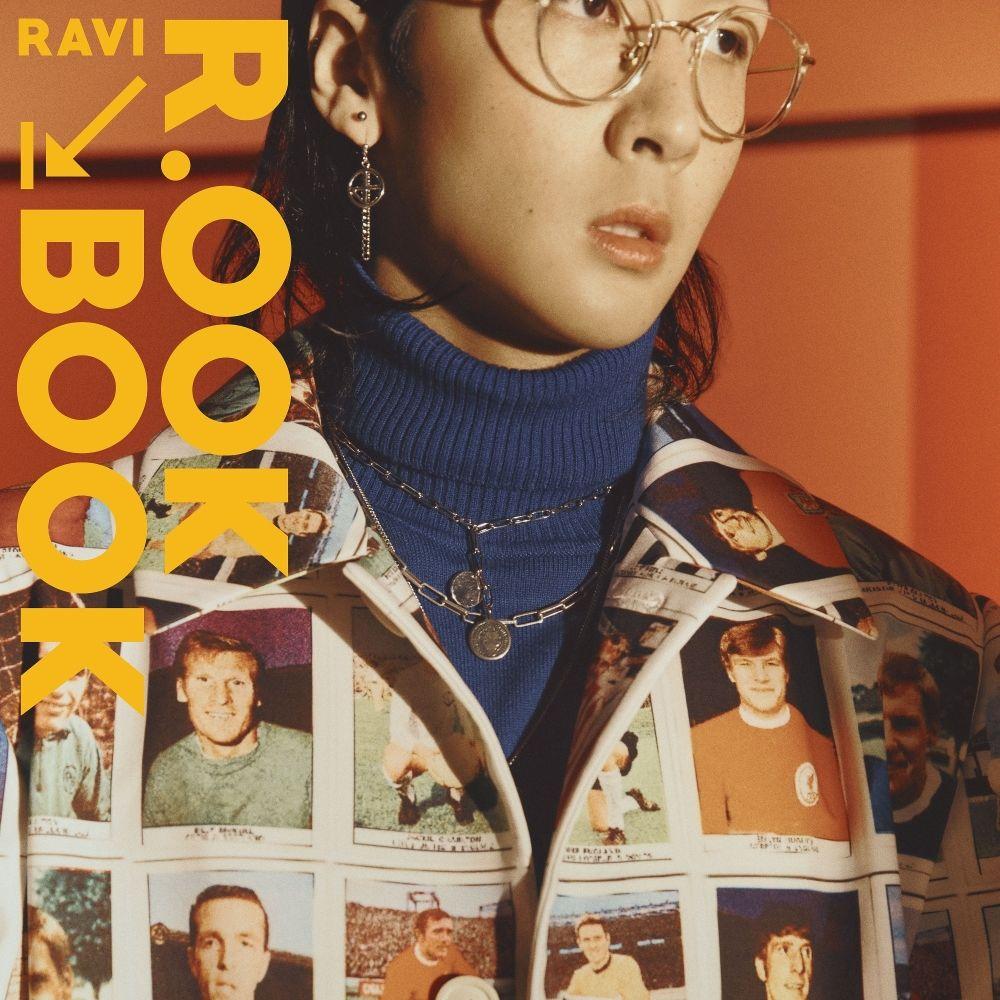 RAVI – RAVI 2nd MINI ALBUM [R.OOK BOOK] (FLAC + ITUNES MATCH AAC M4A)