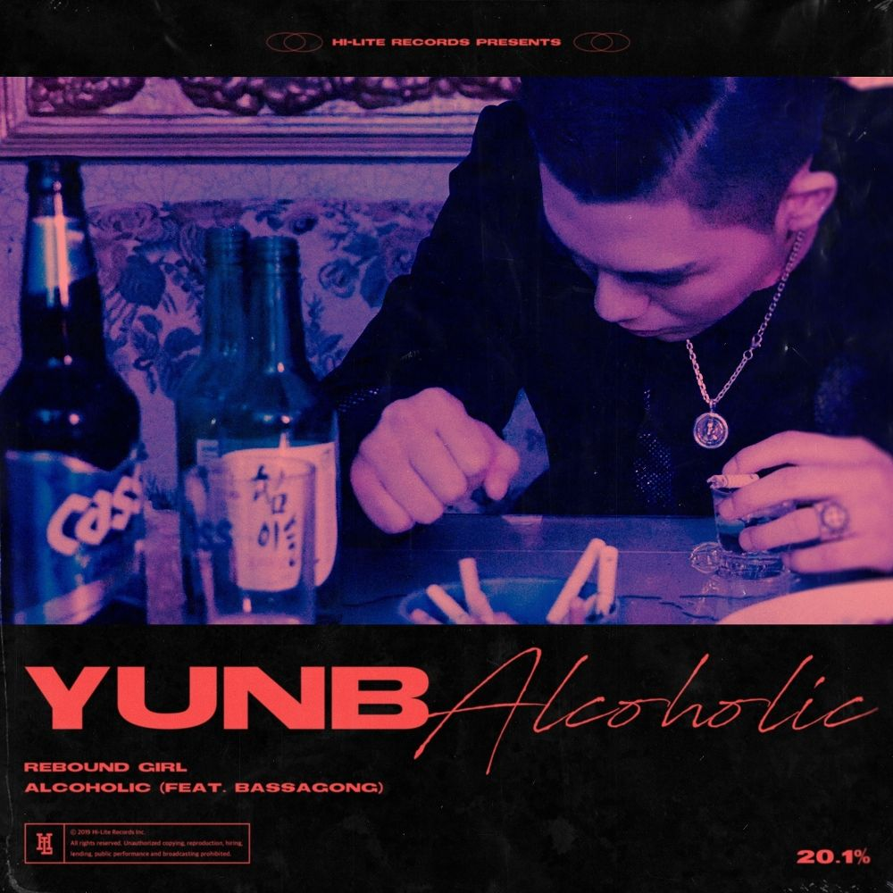YunB – Alcoholic (Feat. Bassagong) – Single