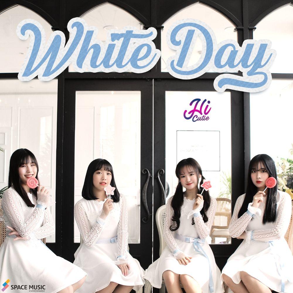 HI CUTIE – White Day – Single