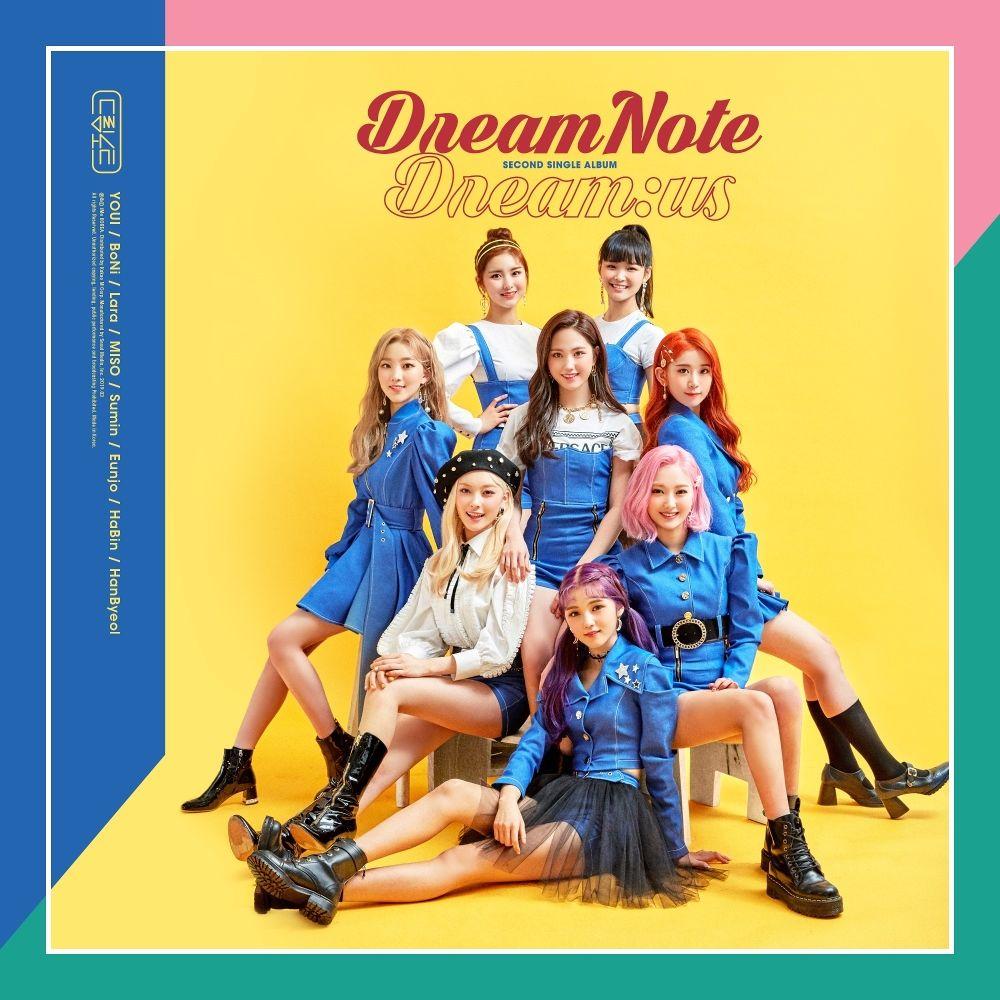 DreamNote – Dream:Us – EP (FLAC + ITUNES MATCH AAC M4A)
