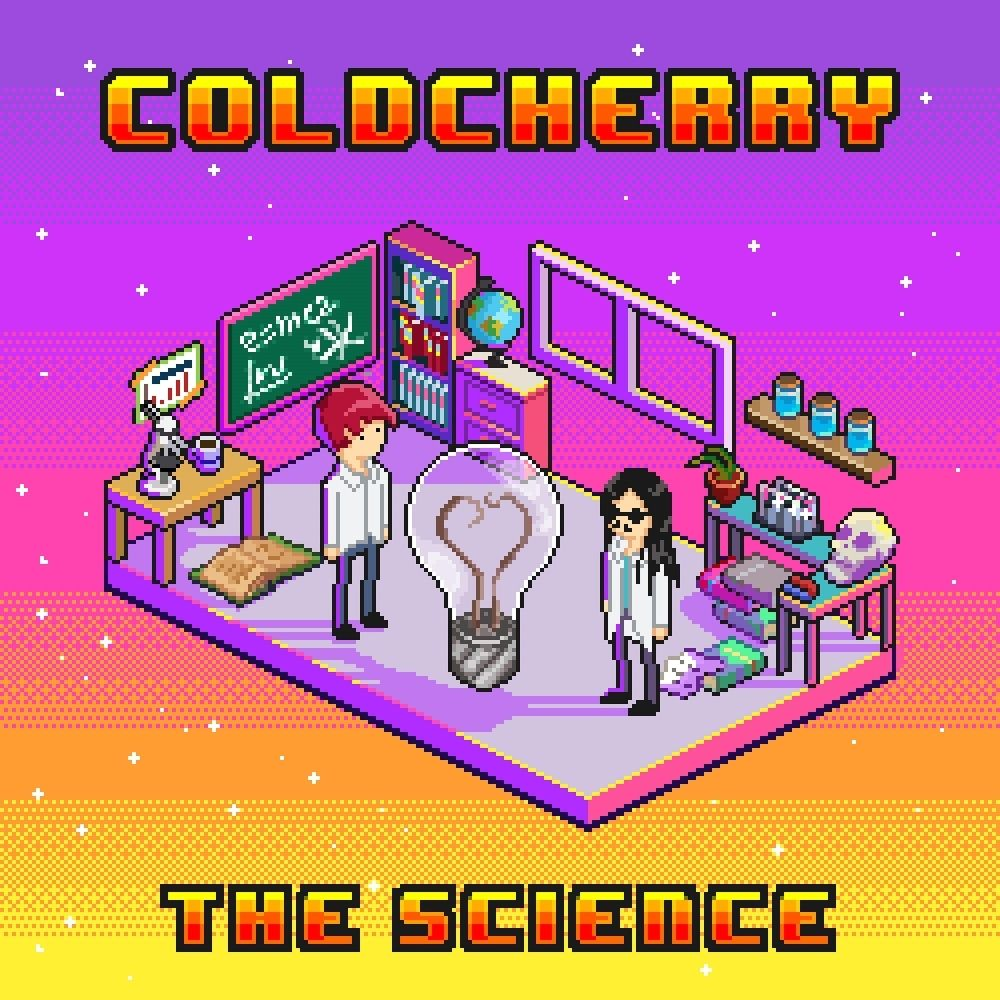 Cold Cherry – THE SCIENCE – Single