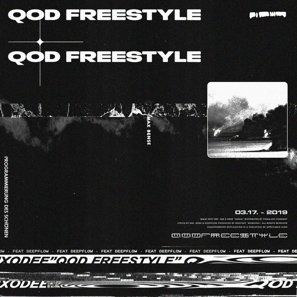 QM X ODEE – QOD FREESTYLE (feat. Deepflow, DJ Tiz) – Single
