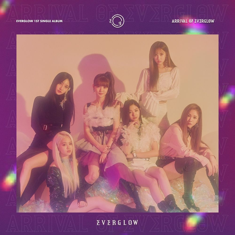 EVERGLOW – ARRIVAL OF EVERGLOW – Single (ITUNES MATCH AAC M4A)