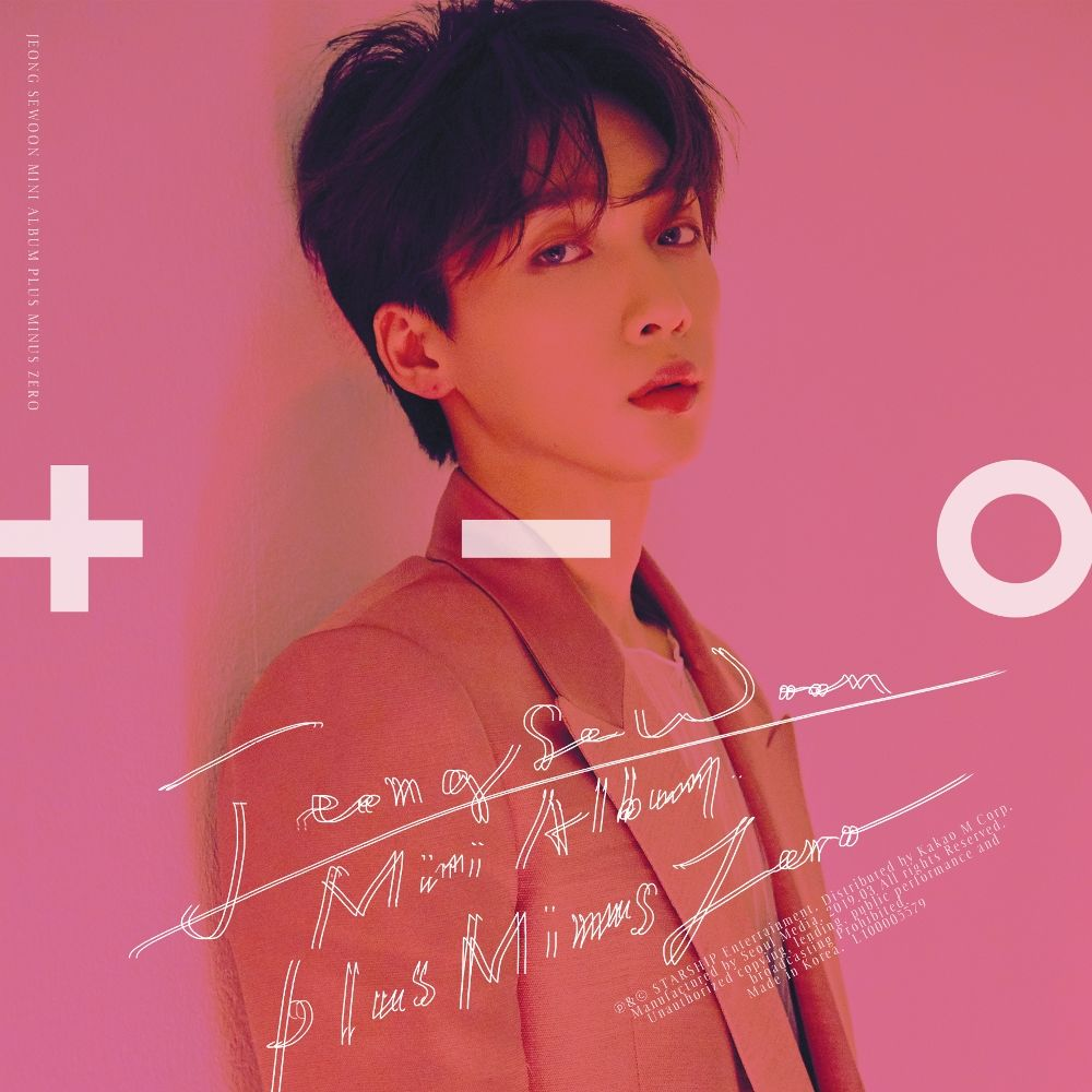 JEONG SEWOON – PLUS MINUS ZERO – EP (ITUNES PLUS AAC M4A)