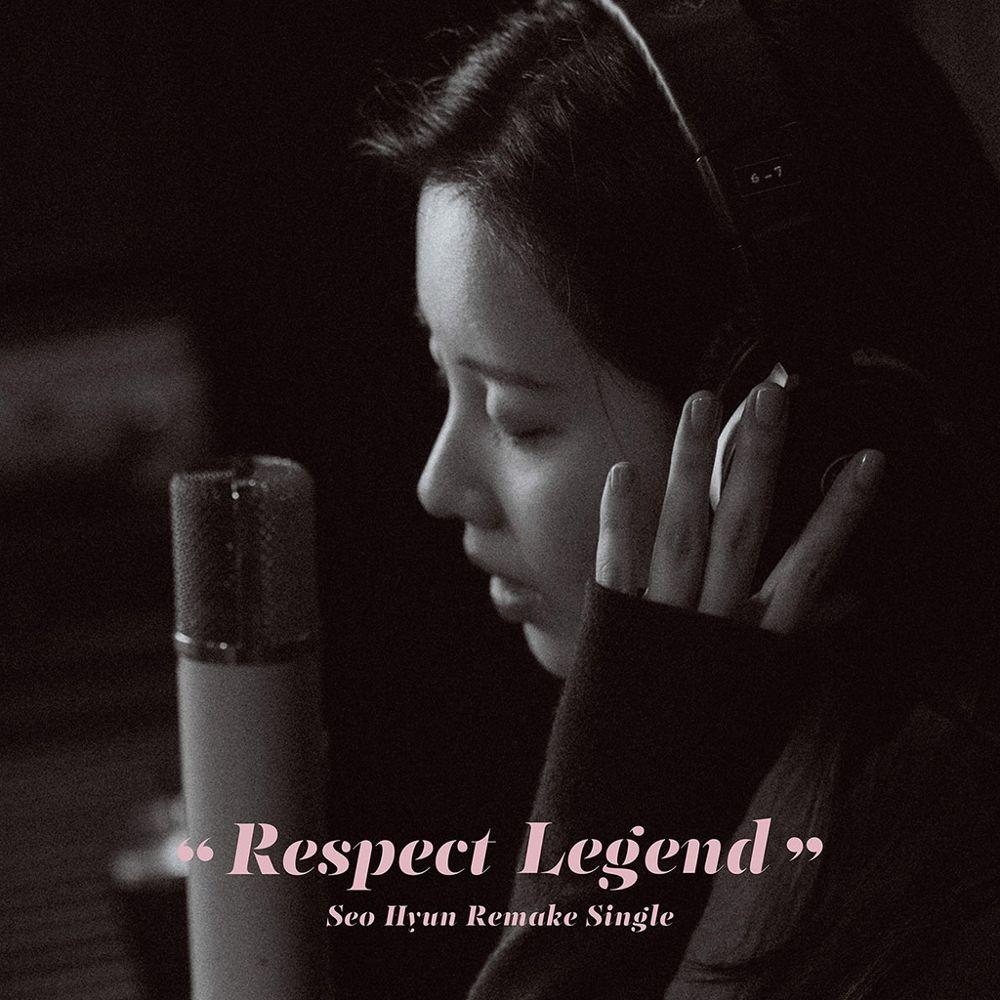 SEOHYUN – Respect Legend Series 1st. – Single