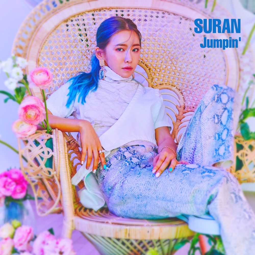 SURAN – Jumpin' – EP (ITUNES MATCH AAC M4A)
