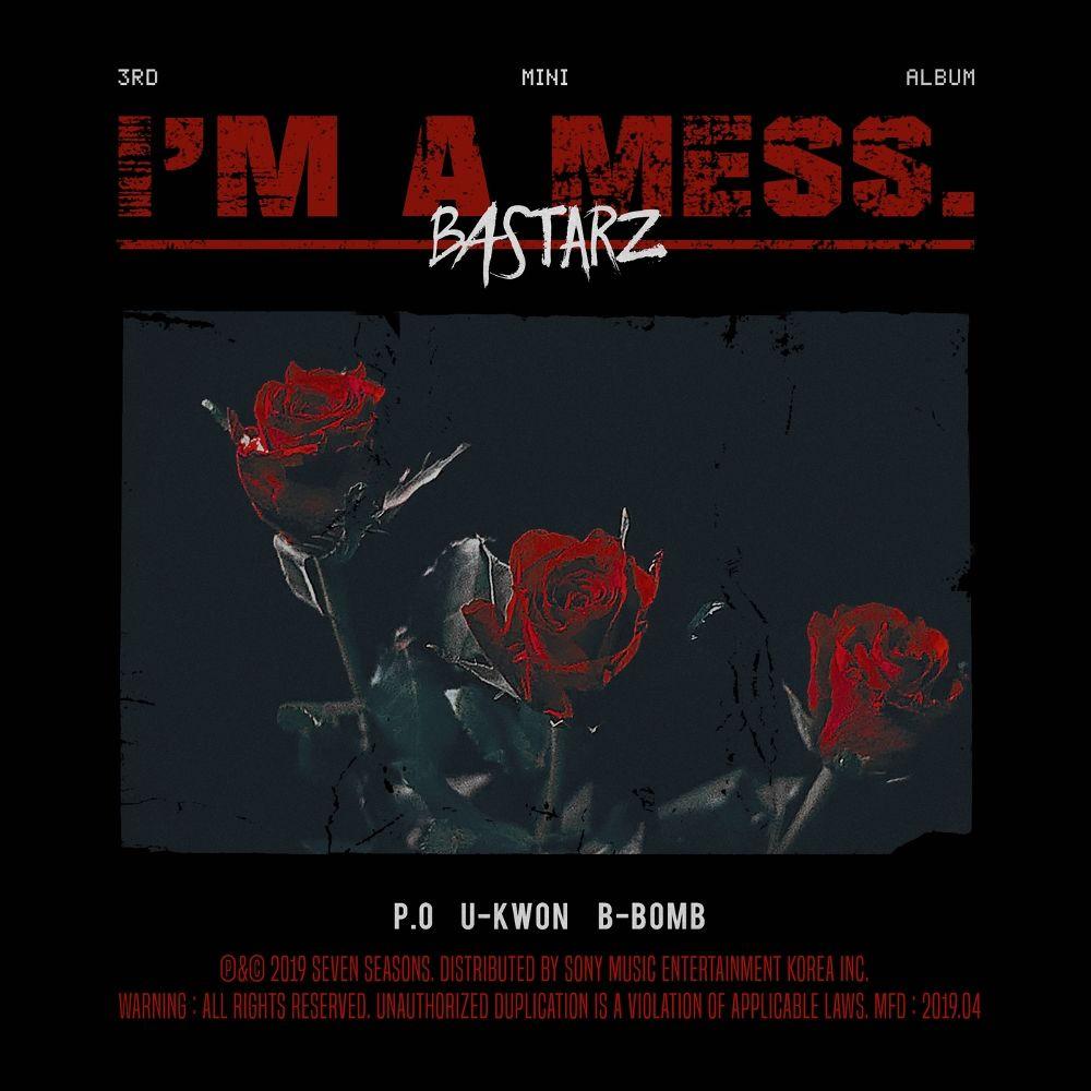 BLOCK B BASTARZ – I`m a mess. – EP (ITUNES MATCH AAC M4A)