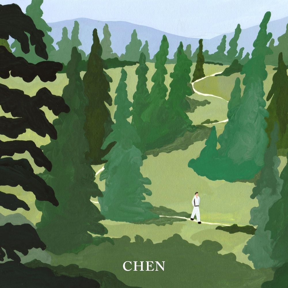CHEN – April, and a flower – The 1st Mini Album (ITUNES PLUS AAC M4A)