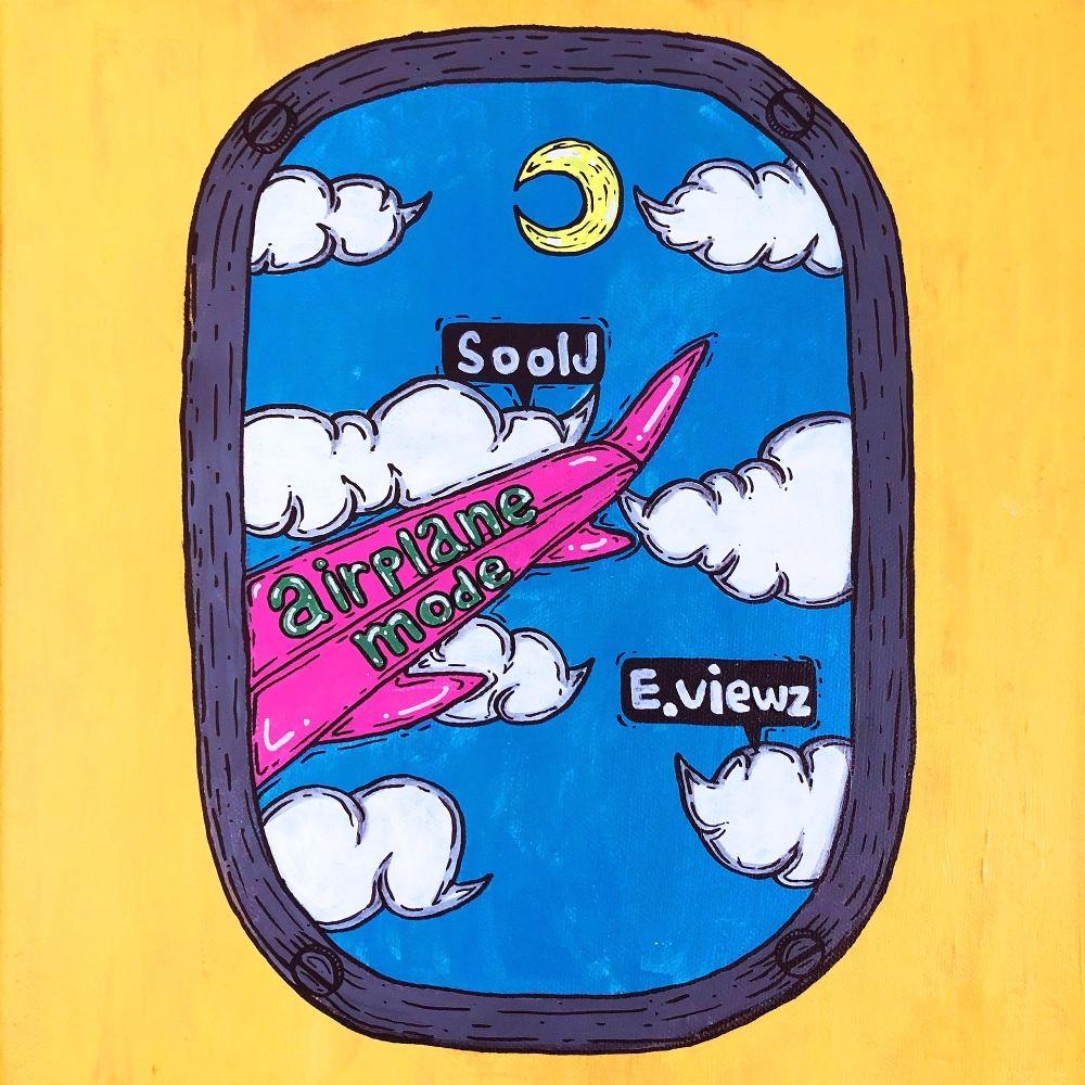 Sool J –  airplane mode (feat. E.viewz) – Single