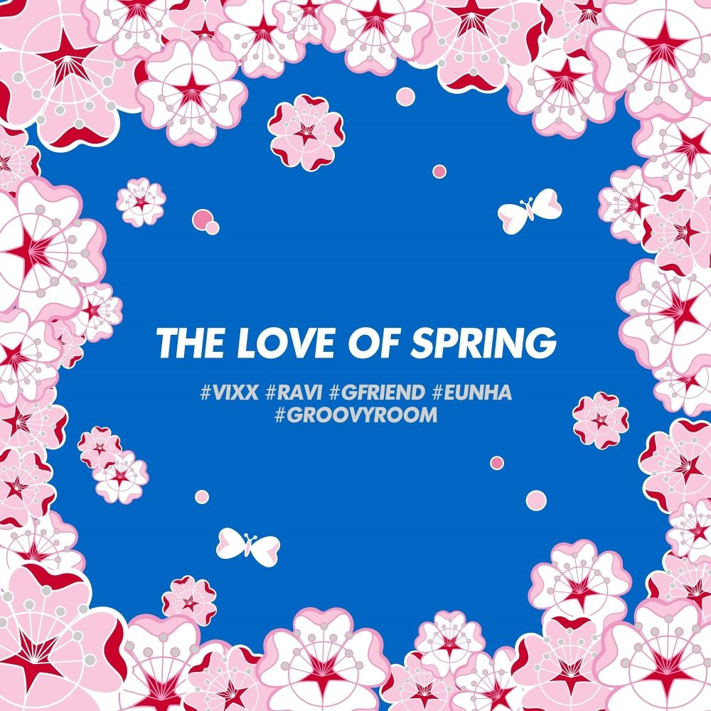 EUNHA (GFRIEND), RAVI – THE LOVE OF SPRING – Single