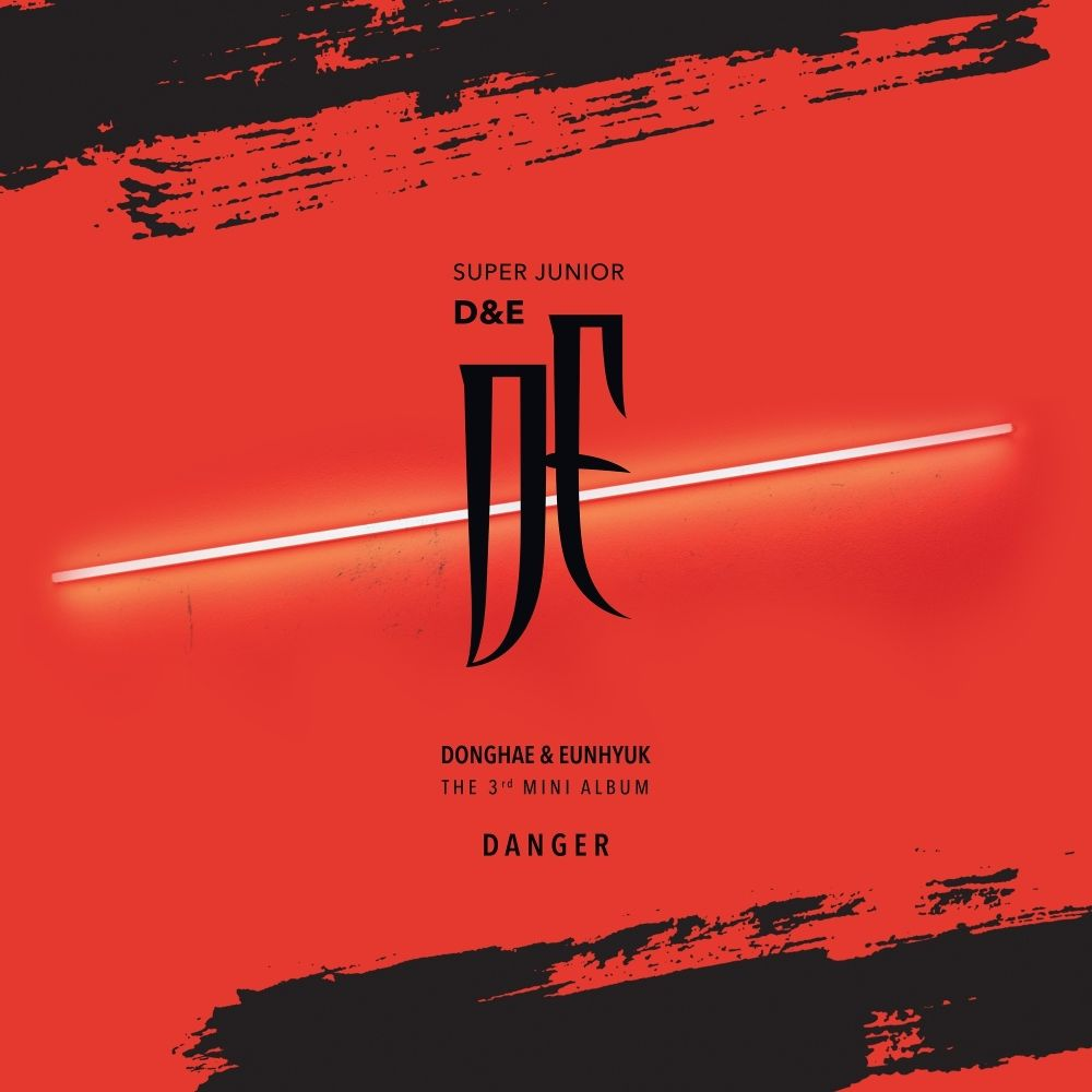SUPER JUNIOR-D&E – DANGER – The 3rd Mini Album (ITUNES MATCH AAC M4A)