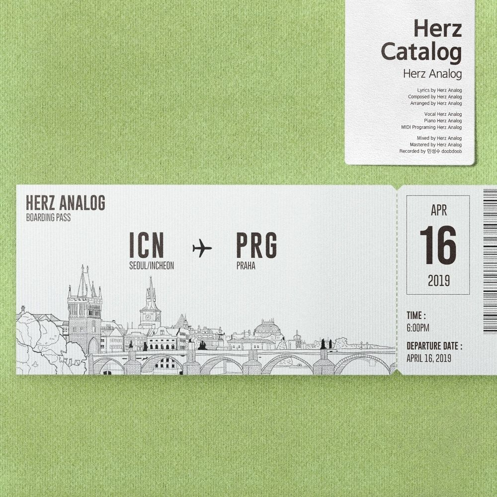 Herz Analog – Herz Catalog – Praha – Single