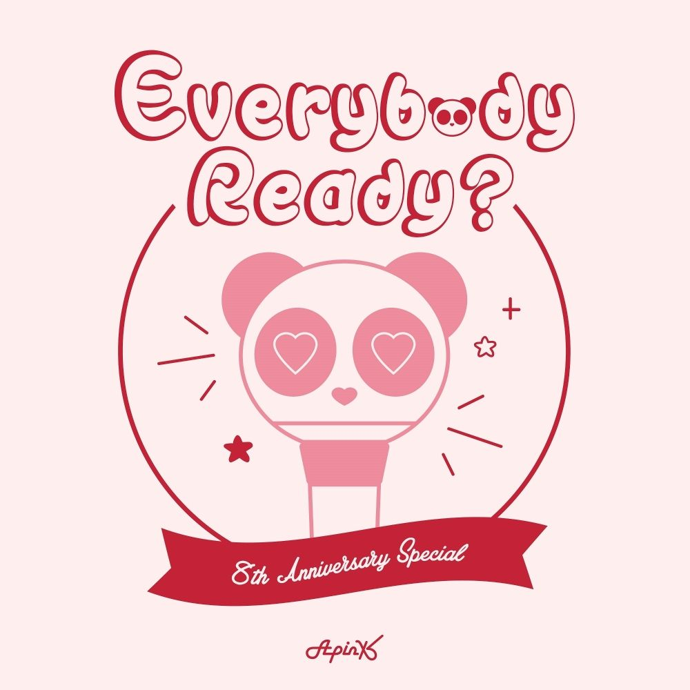 Apink – Everybody Ready? – Single