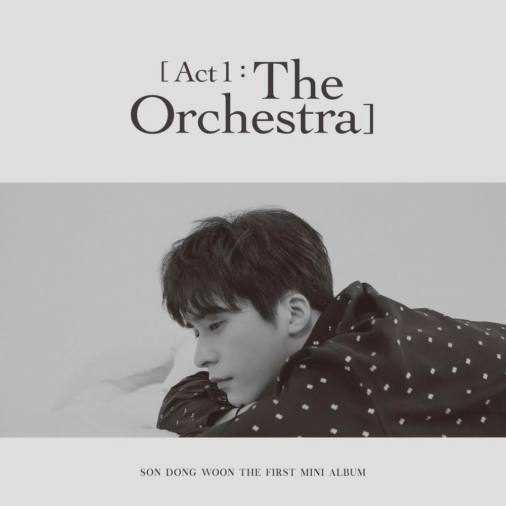 SON DONGWOON – Act 1 : The Orchestra – EP