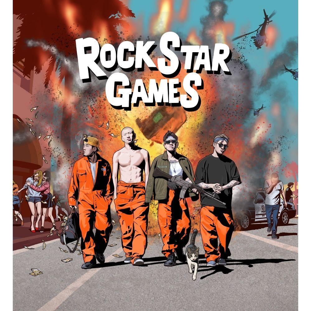 LEGIT GOONS – ROCKSTAR GAMES (ITUNES MATCH AAC M4A)