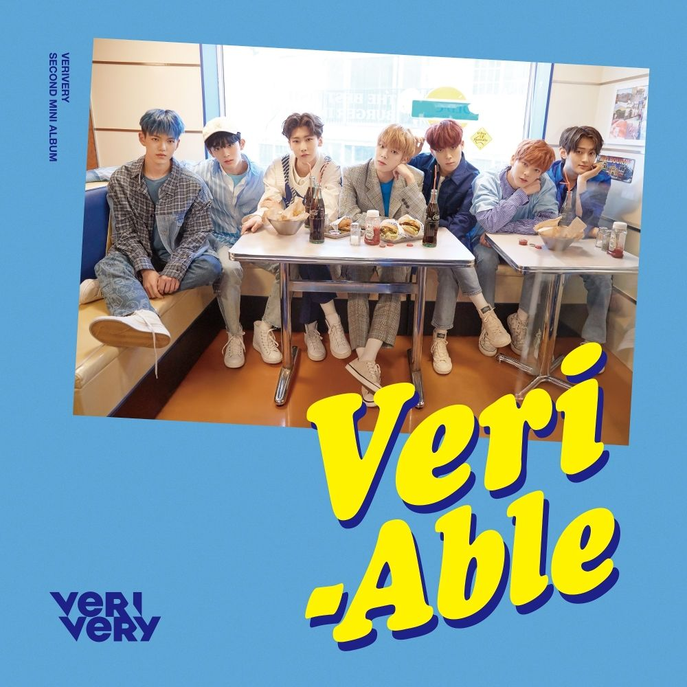 VERIVERY – 2nd Mini Album 'VERI-ABLE' (FLAC)
