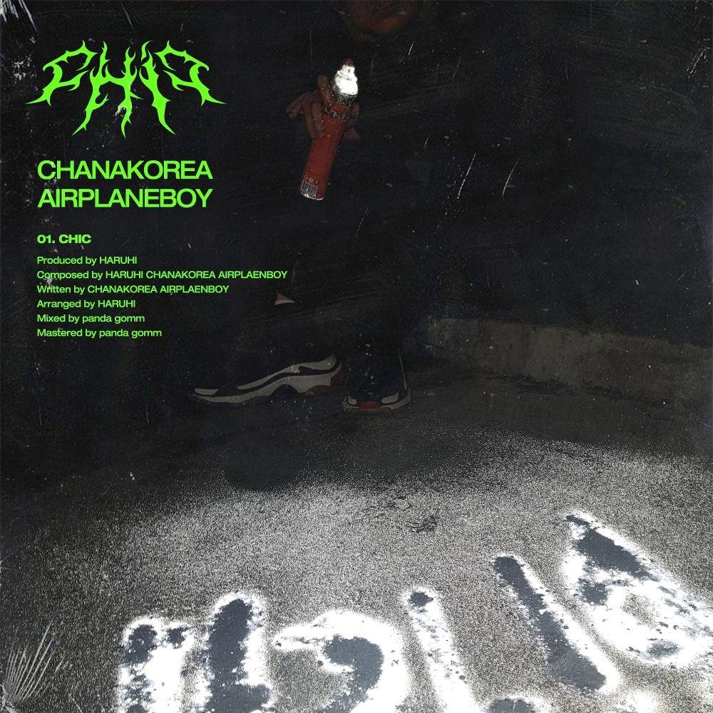 chanakorea – Chic (Feat. Airplaneboy) – Single