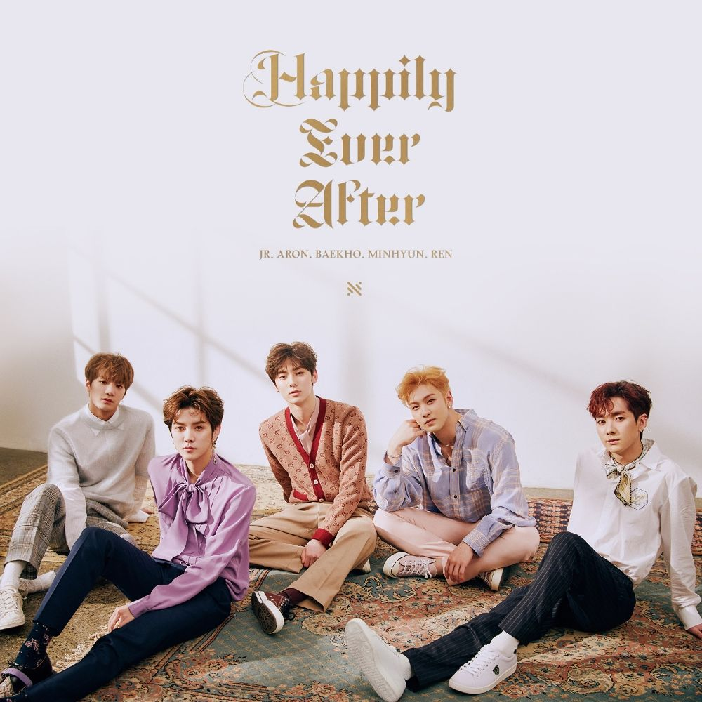 NU`EST – The 6th Mini Album 'Happily Ever After' (ITUNES MATCH AAC M4A)