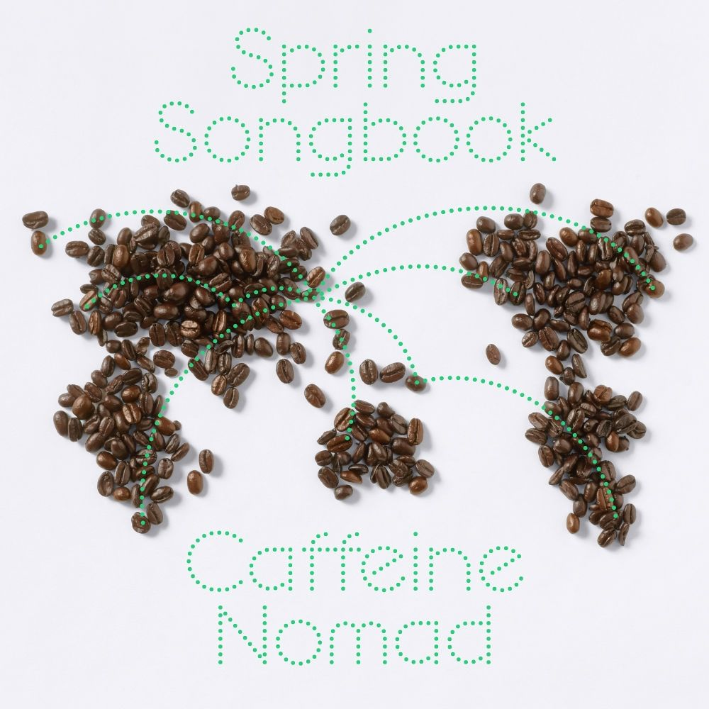 9 And The Numbers – Caffeine Nomad – Single