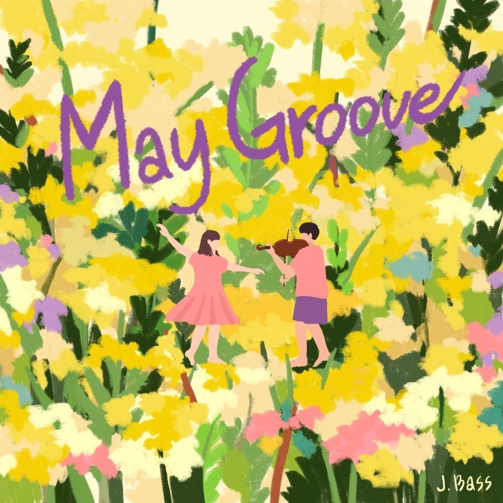 J.BASS – May Groove (29.515) – Single