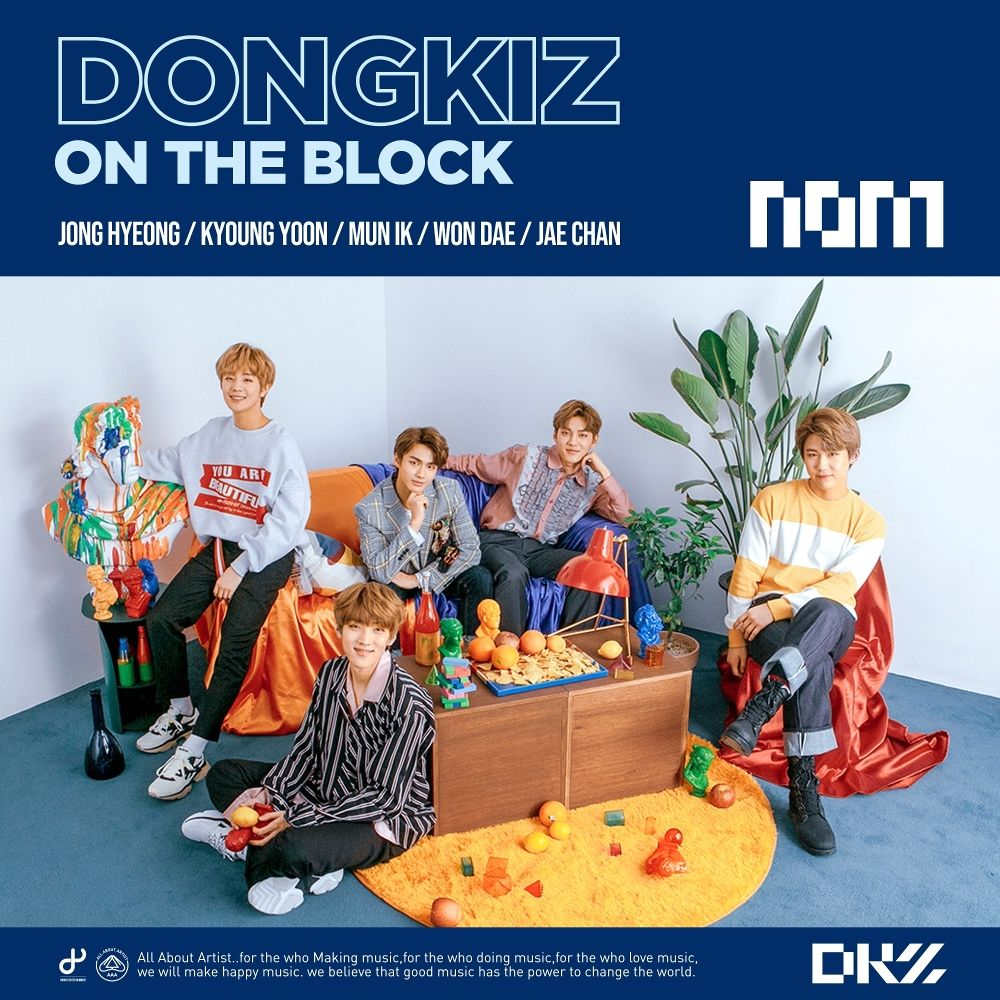 DONGKIZ – DONGKIZ ON THE BLOCK – Single