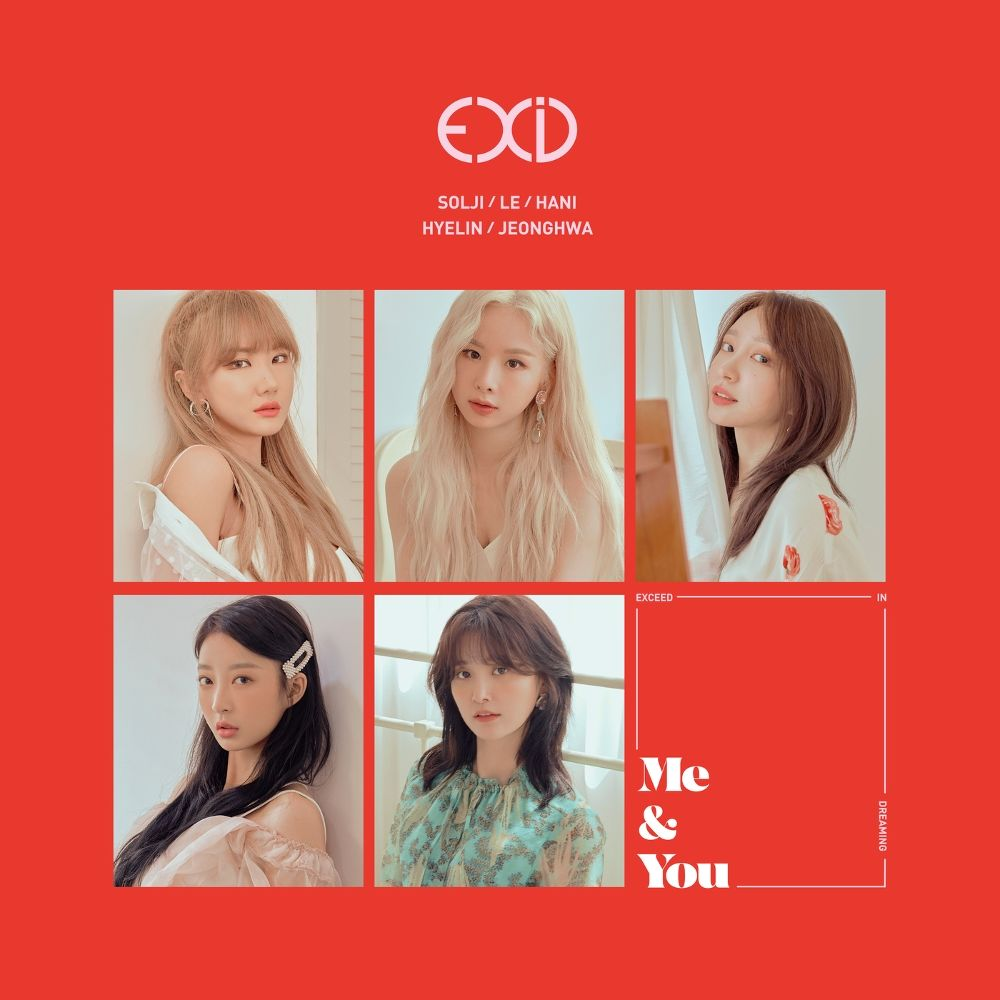 EXID – WE – EP (ITUNES PLUS AAC M4A)