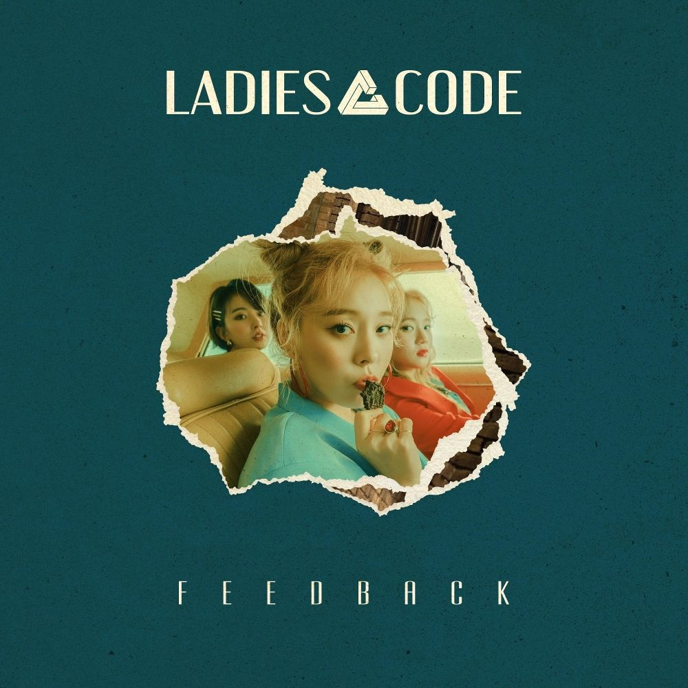LADIES' CODE – FEEDBACK – Single (ITUNES MATCH AAC M4A)