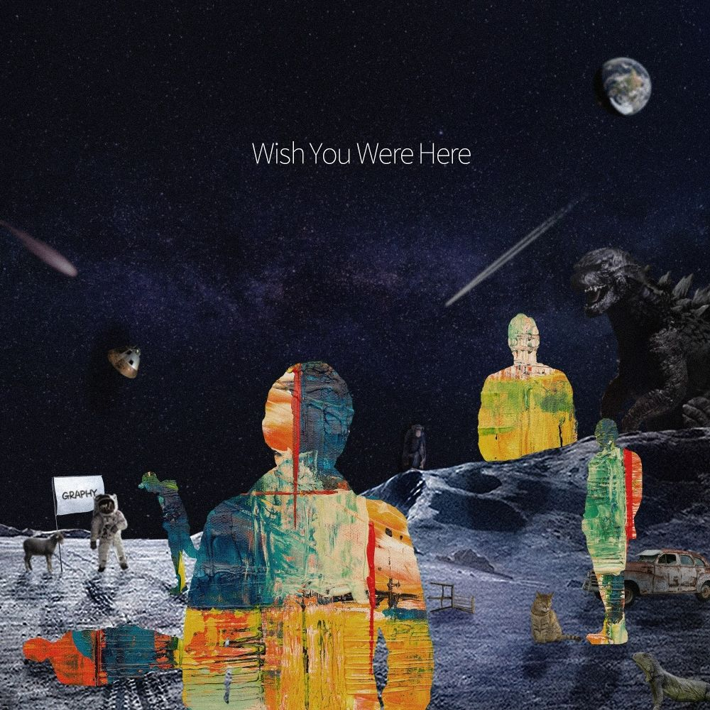 Graphy – Wish You Were Here – Single