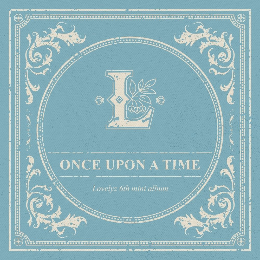 LOVELYZ – Lovelyz 6th Mini Album [Once upon a time]